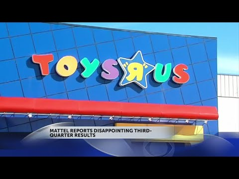 Barbie's world shaken by Toys R Us bankruptcy