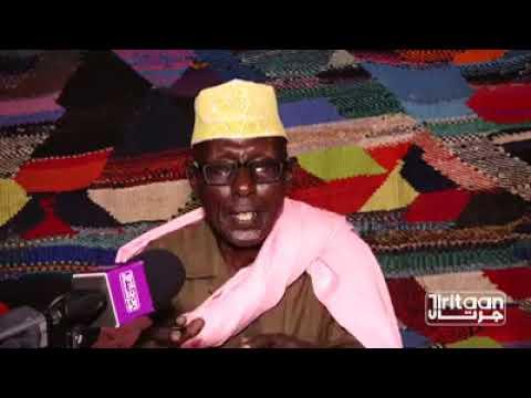 Gabaygii Maarshaalka Quruxda Iyo Abwaan Hurre Walan-Wal.