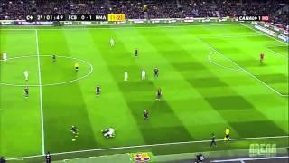 Barcellona - Real Madrid 1-3 (partita completa) Copa del Rey 2012 - 2013