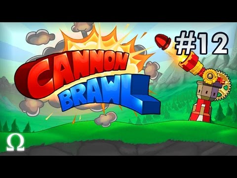 NEEDS MORE LASER BEAMS, BUYOUT THE COMPETITION! | Cannon Brawl #12 W/Satt