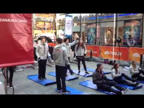 Progressive Skating Gymnastics Spectacular: Meryl Davis Charlie White skate with R5 from YouTube · Duration:  3 minutes 46 seconds