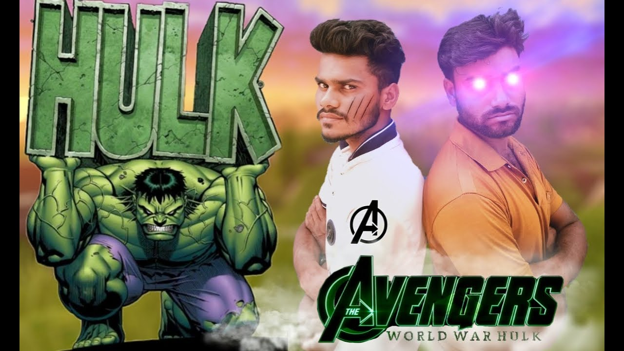 Download The incredible hulk disney In Real Life immortal hulk short film by filmblaster
