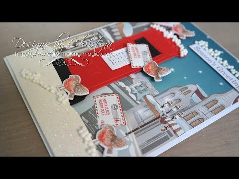 Papercraft Essentials 151 PE151 Sending Christmas Wishes