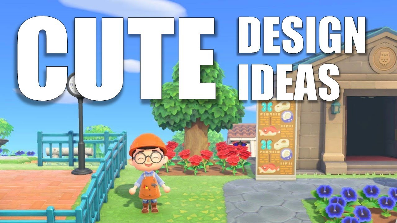 More Cute Design Ideas For Your Island Animal Crossing New