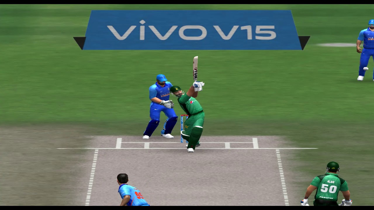 EA SPORTS™ Cricket 07 INDIA VS PAKISTAN WITH 2012 SQUAD