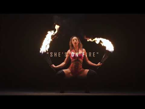 KWAMZ & FLAVA - SHE'S ON FIRE