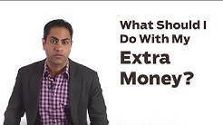 Ask Ramit: What Should I Do With My Extra Money?