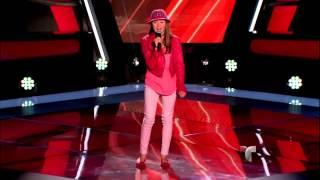 """La Voz Kids Montserrat Venegas """"Me Gustas Tanto"""" de Paulina Rubio"""