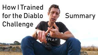 Diablo Challenge Training Summary
