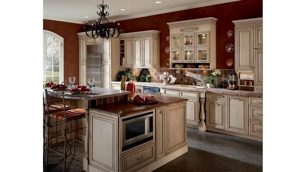 Farbe Ideen für Küchenschränke - YouTube