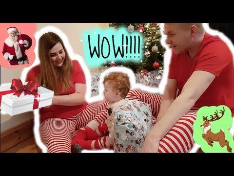 Irish Family Vloggers 1st Christmas !! / The Rowe Family