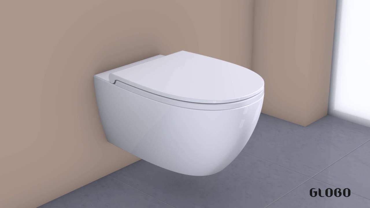 Globo Ceramica Sanitari.Ceramica Globo Senzabrida