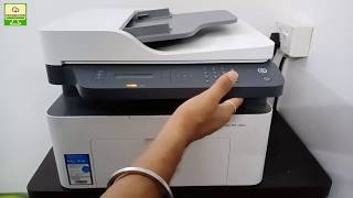 HP Laser MFP 138fnw Printer Review Hindi