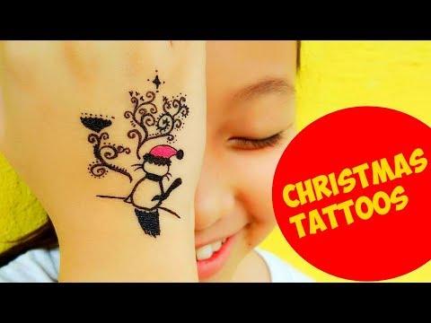 Best Christmas Tattoo Ideas