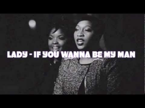 LADY - IF YOU WANNA BE MY MAN ( TRUTH & SOUL RECORDS )