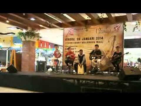 Aransemen Bubuy Bulan (lagu Daerah) & Rocker Kasarunk - Berjuta Cara.