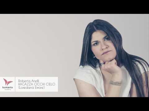 Ragazza occhi cielo (Loredana Errore) - cover Roberta Anelli