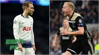 Engelse analisten na Tottenham - Ajax: 'Ajax was gewoon de betere ploeg'
