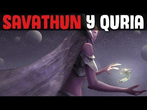 La historia de Savathun y Quria   ¿Nuevos enemigos?   Teorías