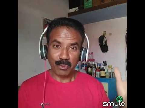 Pon ondru kanden live recording of Mr.krishnan. Awesome voice modulation.  Must watch video.