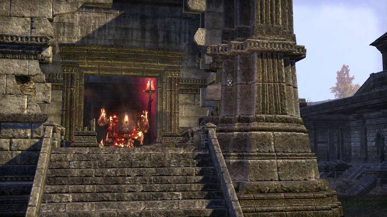 The Elder Scrolls Online - Exploring Tamriel trailer