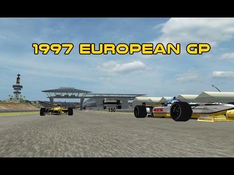 F1 Challenge 1997 - European GP (Jerez)