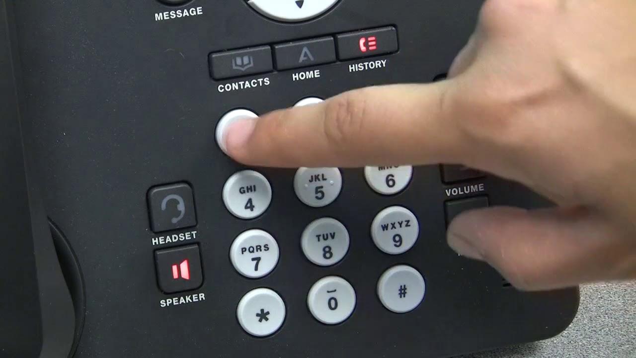 Campus Phones – Emerson IT Help Desk
