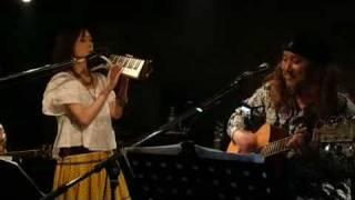 Tバード ライブ@新橋ZZ 2008.10.11(2/5) 松下サトミ&菊池琢己