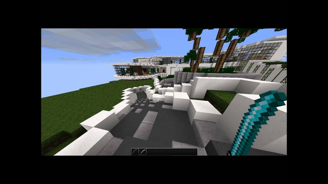 Minecraft maison iron man ventana blog for Iron man maison