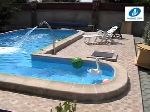 Бассейны - технология строительства (swimpool.com.ua)