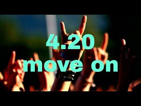MOVE ON- GLENN SEBASTIAN (HD VIDEO LIRIK)