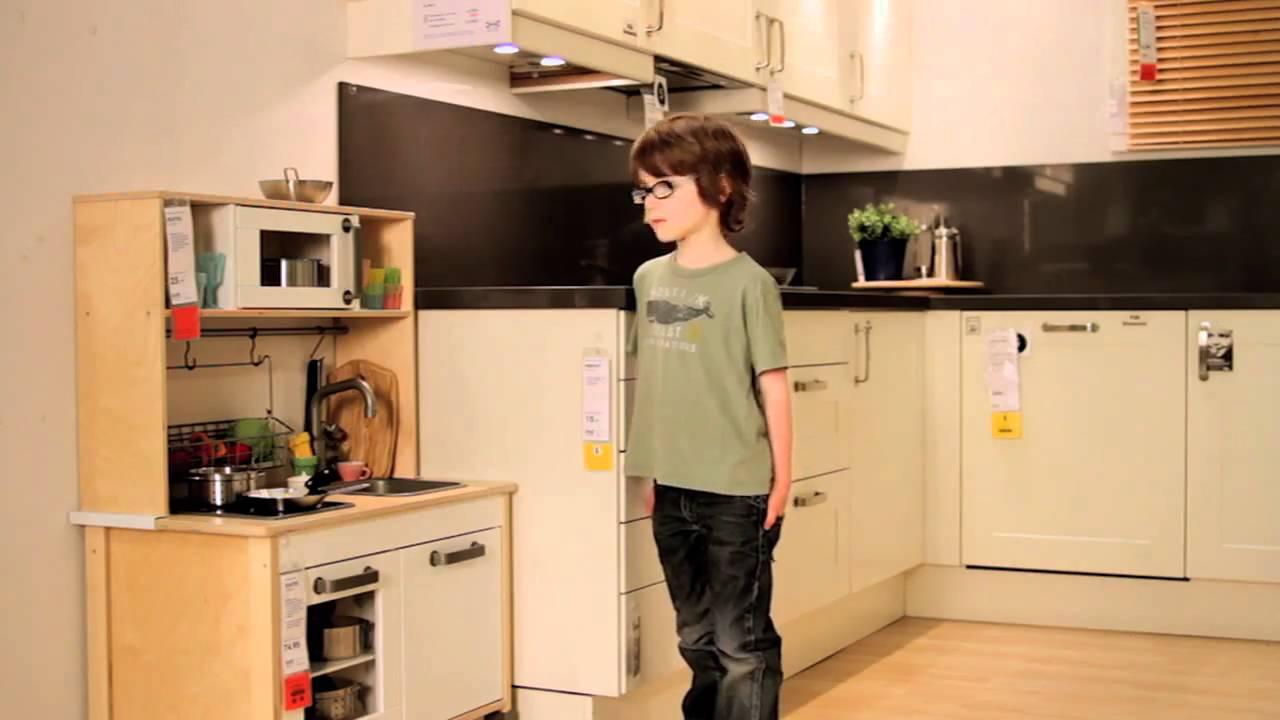 ikea commercial 18 april 2011 duktig youtube. Black Bedroom Furniture Sets. Home Design Ideas