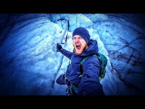 GEFANGEN IM EIS - Ortler Gletscherwanderung auf 3.905 Meter | Fritz Meinecke