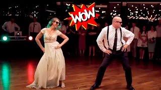 💃 Зажигательный свадебный танец невесты с отцом!!! | #СВАДЬБА