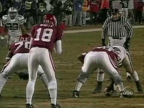 2003 Big 12 Championship: Kansas State Wildcats Vs Oklahoma Sooners (Part Two)