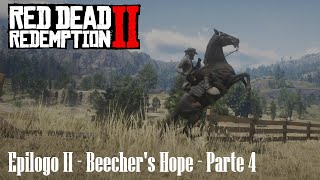 "Red Dead Redemption 2 (Epilogo Pt. 2) | ""Beecher's Hope"" 
