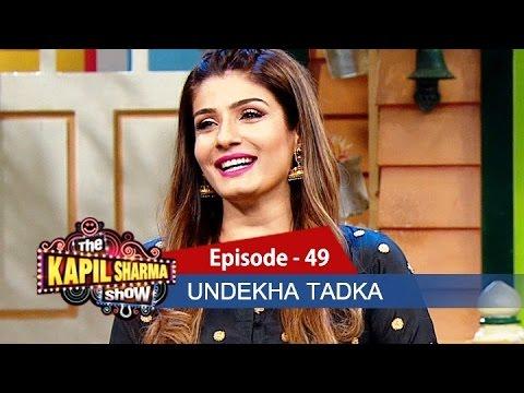 Undekha Tadka | Ep 49 | Raveena Tandon | The Kapil Sharma Show | SonyLIV | HD