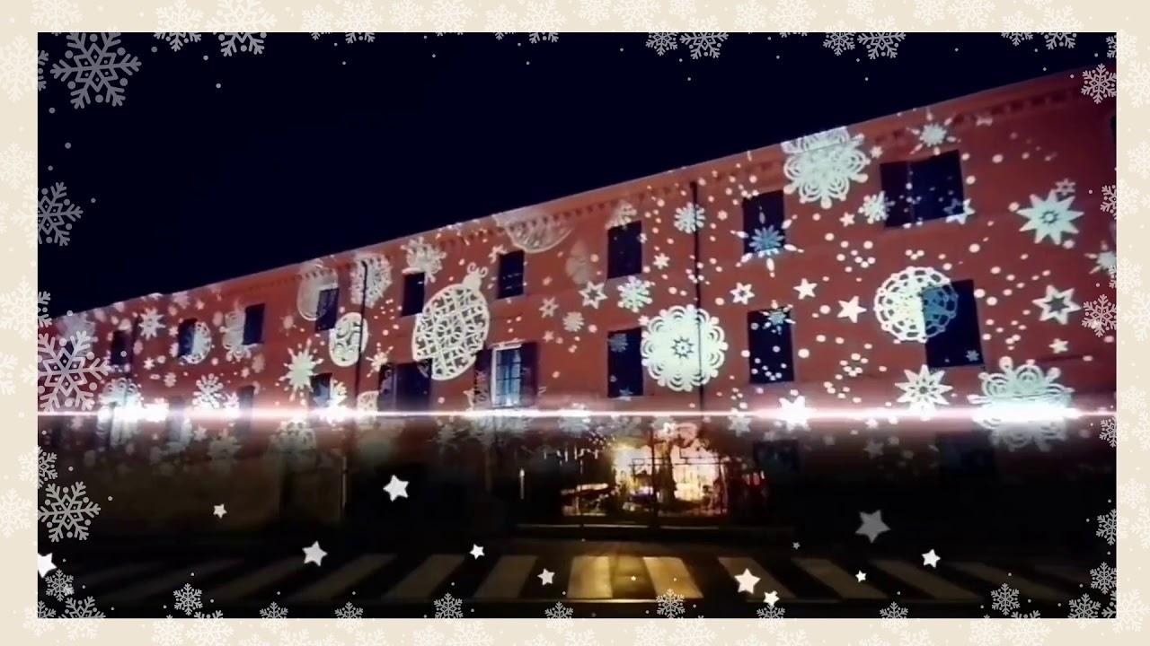 Il Comune di Sassari augura a tutte e a tutti un sereno Natale
