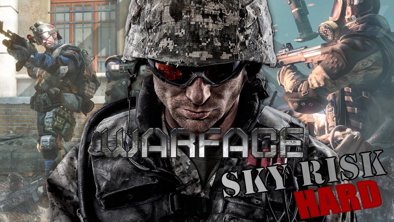 Download Warface - SKY RISK #HARD