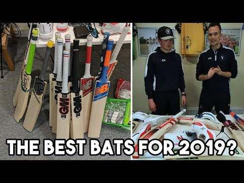 BEST Cricket KIT To BUY In 2019! |  How To Chose The PERFECT BAT?