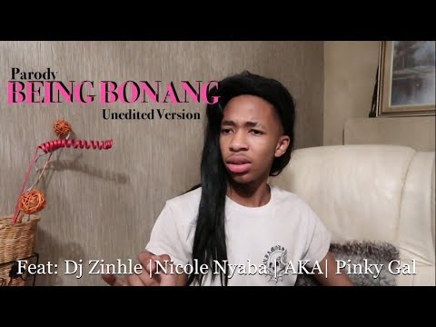 Being Bonang | ft Lasizwe, Pinky Gyal, AKA and Nicole Nyaba thumbnail