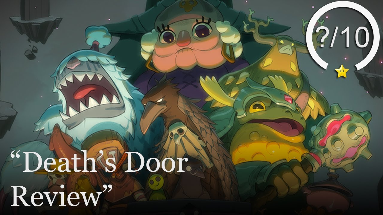 Death's Door Review [Series X, Xbox One, & PC] (Video Game Video Review)