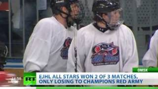 Seeking Siberia: American hockey youngsters aim to return to Junior Club World Cup