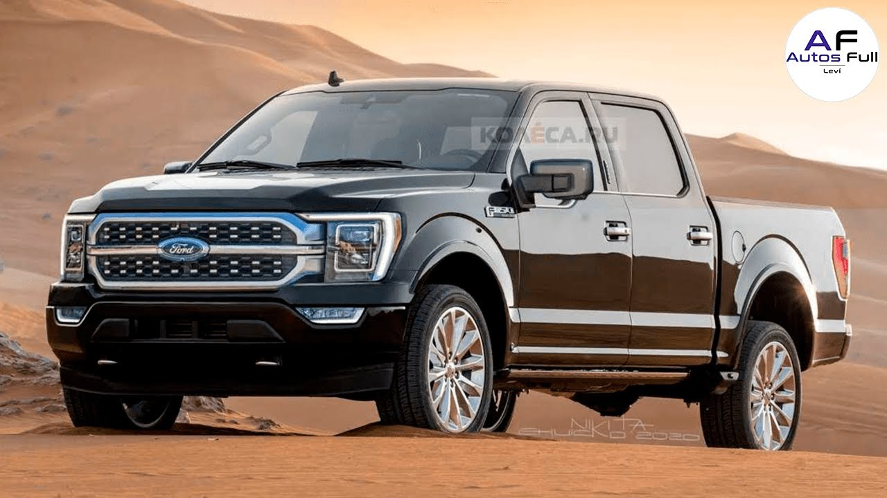 2021 Ford Lobo Pictures
