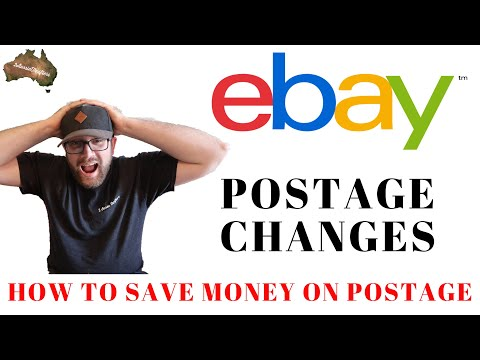What Are The Ebay Postage Changes - How To Save Money On Postage Reselling In Australia