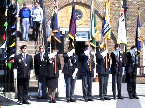 armed forces day 2009 drumhead service youtube. Black Bedroom Furniture Sets. Home Design Ideas