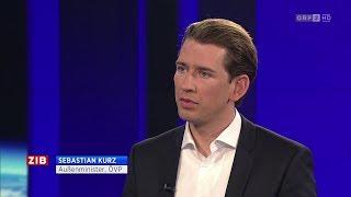 Sebastian Kurz :