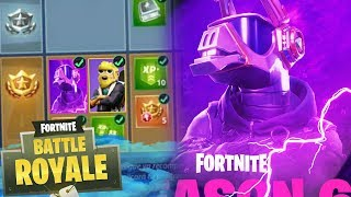 FORTNITE SEASON 6 l NEW SKIN LEGENDARY CALL DJ!!!