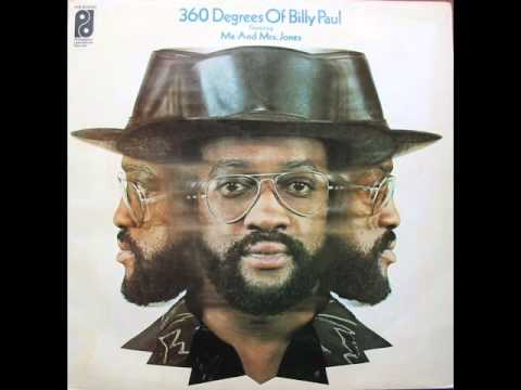 Billy Paul - I'm Just A Prisioner (1971)