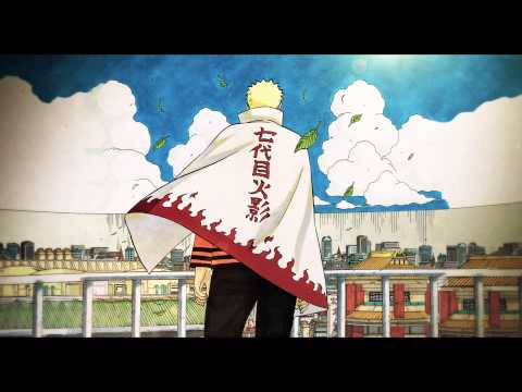 映画『BORUTO -NARUTO THE MOVIE- 』特報